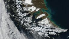 900 000 km² śniegu i lodu