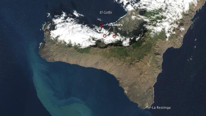 Kanaryjski wulkan zapada w sen. Nowa wyspa nie powstanie?