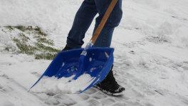 Śnieg zasypał Polskę