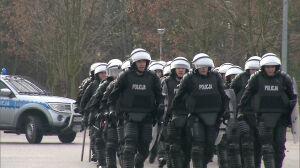 """Policja gotowa na 11 listopada. """"Chcemy zabezpieczyć newralgiczne miejsca"""""""