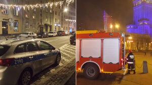 Służby podsumowują: spokojna noc w Warszawie