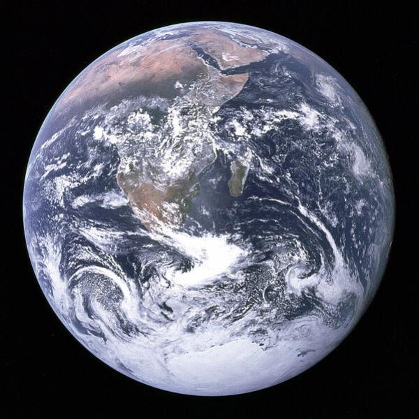 Blue Marble (NASA, 1972 rok)