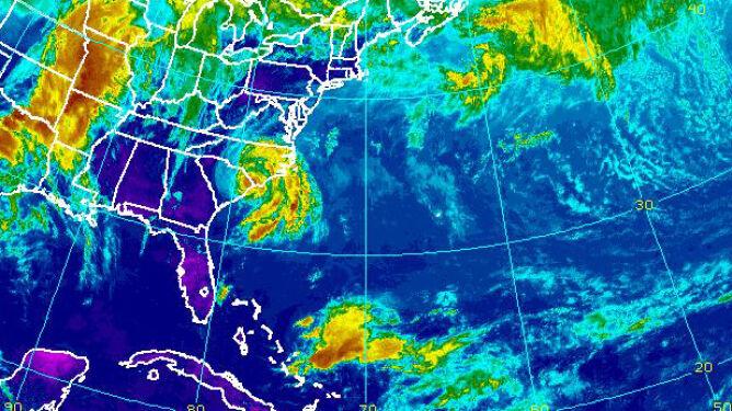 Ana to pierwsza tropikalna burza na Atlantyku w tym sezonie