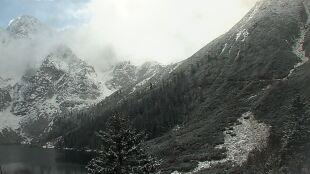 Zimowa aura w Zakopanem i Bieszczadach