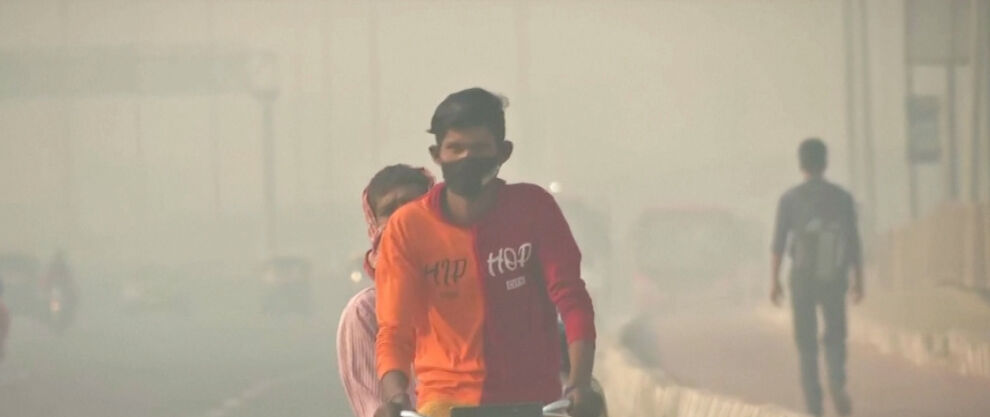 """Jakość powietrza gwałtownie się pogarsza. <br />""""Nie rokuje to dobrze podczas epidemii"""""""