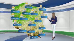 Prognoza pogody na piątek 9.10